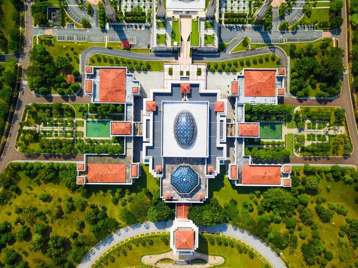 柔佛州新行政中心