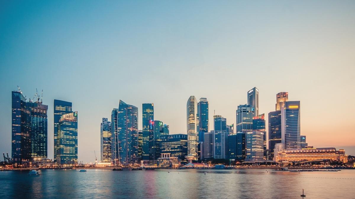 新加坡中央商务区
